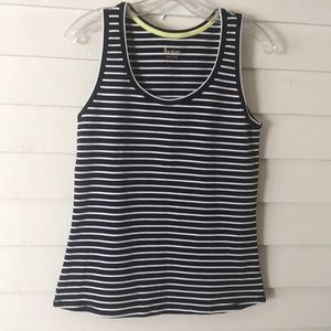 Boden striped Tank Top size 10